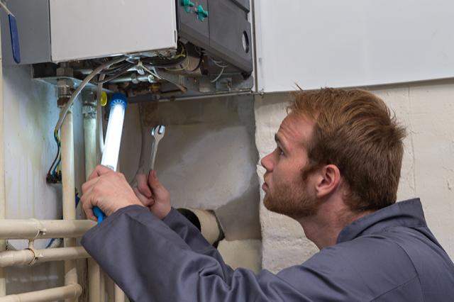 entretien et réparation de chaudière chez Lampiris